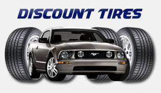Discount tires and Cheap Tires